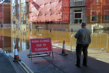 Herefordshire councils reimbursed for flooding costs image