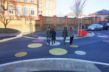 Highways Winner: New Park Road, Sustrans  and Lambeth LBC image