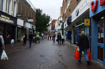 Historic high streets get £40m boost image