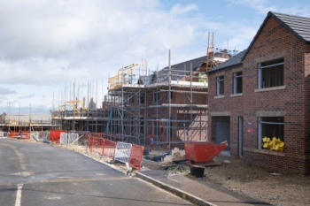 Housebuilders call to raise threshold for affordable homes image