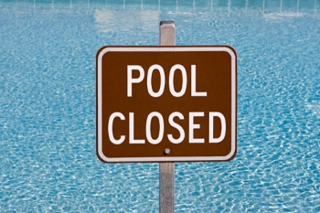 Hundreds of local authority owned pools will stay closed image