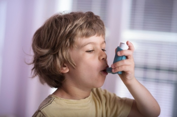 Indoor air pollution linked to respiratory problems in children image