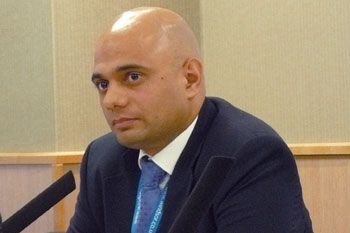 Javid accuses top-tier authorities of not passing grant funding to local councils image