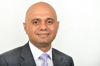 Javid announces £4.3bn Brexit funding guarantee image
