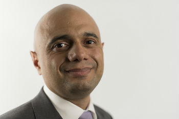 Javid latest MP to receive punish a Muslim letter image