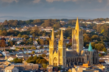 Johnson announces £23.6m Truro Deal image