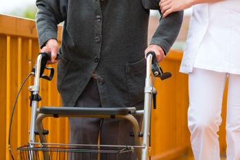 Johnson announces £600m for infection control in care homes image