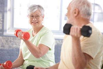 Keeping elderly active could save care sector billions, report says image