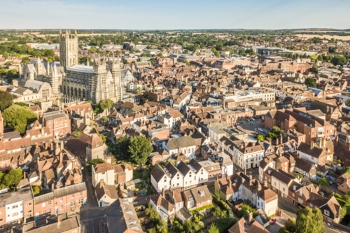 Kent councils take back control of housing stock image