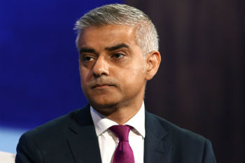 Khan says draft London Plan 'rips up' existing planning rules image