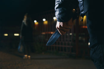 Knife crime hits 'record' highs image