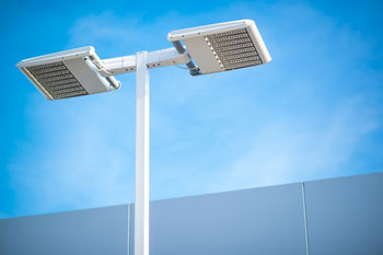 LED street lighting and public health image