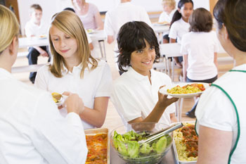Labours free school meals would cost £950m a year finds research image