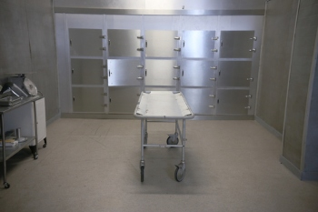 Leeds City Council fast tracks plan for temporary mortuary image