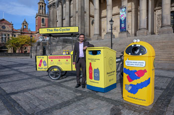 Leeds behind UK's 'biggest push' to trial on-street recycling facilities image