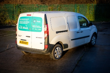 Leeds council launches electric vehicle trial image