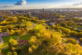 Liverpool parks to be protected forever image