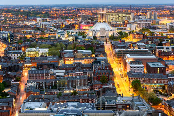 Liverpool submits £230m 'Green City Deal' image