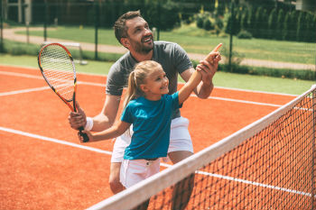 Local tennis facilities see £250m investment image