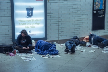London Councils warn spending on homelessness is unsustainable image