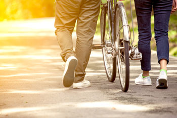 MPs call for dedicated funding for active travel image
