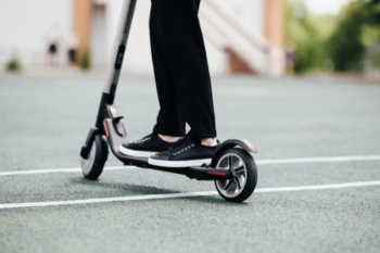 MPs launch inquiry into use of electric scooters image