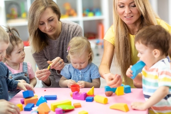 Majority of childcare providers have fears over re-opening safely, survey reveals image
