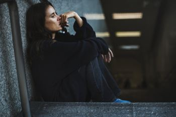 Majority of homeless women suffer mental health issues image