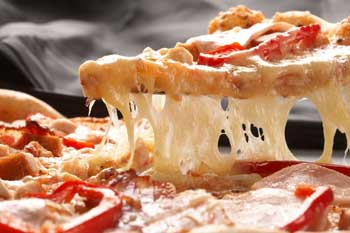 Mamma mia! Council identifies ham and cheese pizzas...without ham or cheese image