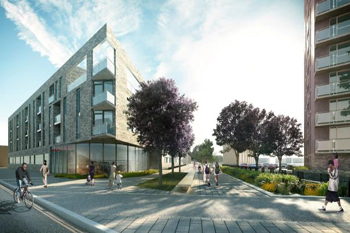 Manchester Councils signs contract for £100m Brunswick PFI image