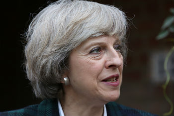 May pledges to exempt refuges from benefit cap image