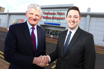 Mayor agrees to buy airport in £40m deal image
