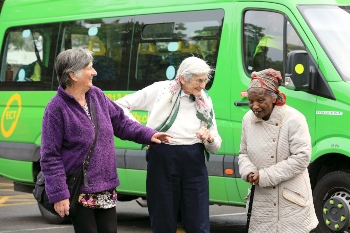 Measuring the true value of community transport image