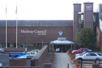 Medway caves after Ombudsman rap image