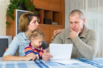 Millions struggling to pay council tax and household bills, study finds image