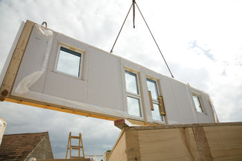 Modular homes to be developed for homeless families in London image