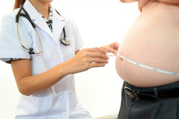 NHS report warns of 'rising tide' of obesity image