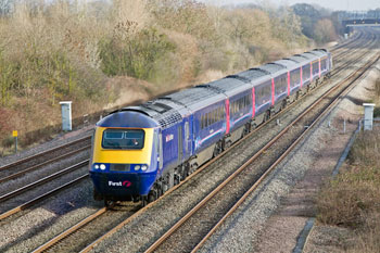 NIC launches future of rail consultation  image