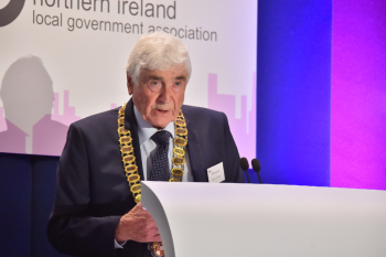NILGA: Give councils the power to change Northern Ireland image