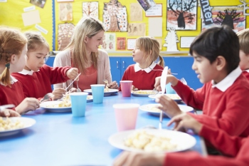 National Food Strategy calls for more free school meals image