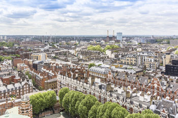Nearly £11bn of London property 'sitting empty' image