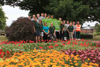 Nearly 2,000 green spaces celebrated in Green Flag Awards image