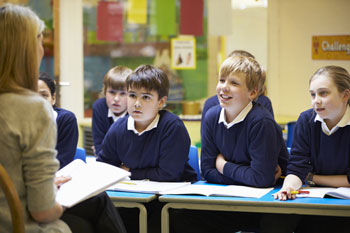 Nearly one third of maintained schools 'in the red' image