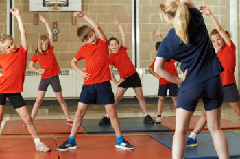 New figures reveal exercise inequalities  image