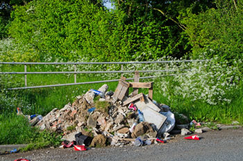 New fly-tipping fines welcome but inadequate, charity says image
