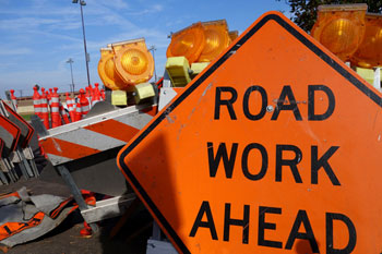 New service to help councils manage roadworks image