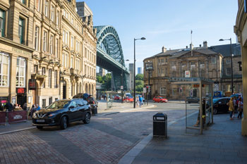 Newcastle to transfer 200 council workers to Northumberland under merger plans image