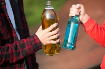 Number of Community Alcohol Partnerships to tackle underage drinking image