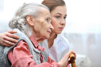 One and a half million older people have 'unmet care needs', charity warns image