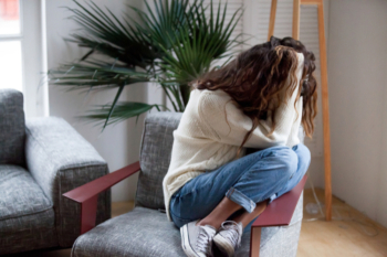 One in 13 young people suffer from PTSD image